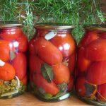 Как купорить помидоры (томаты) правильно