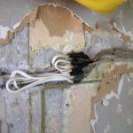 Как заменить старую скрытую проводку в квартире?