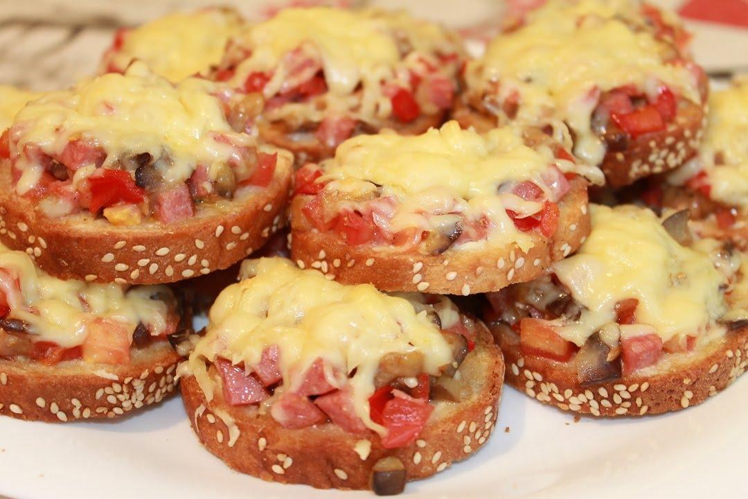 Какой бутерброд приготовить на завтрак. Рецепты бутербродов на скорую руку.