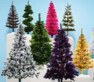 Альтернативы новогодних елок