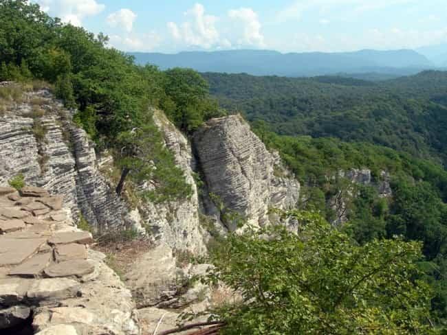 Орлиные скалы Сочи